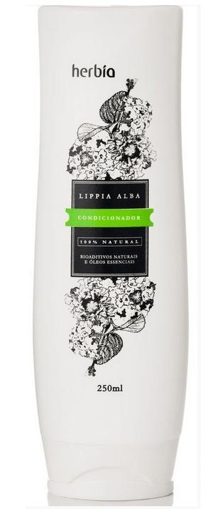 Condicionador Orgânico e Vegano Herbia Lippia Alba 250 ml