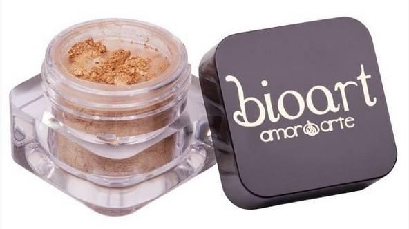 Sombra Mineral Dourada - Bioart