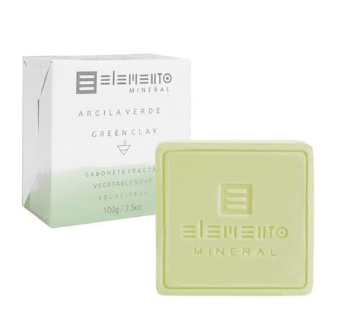 Sabonete Argila Verde 100g