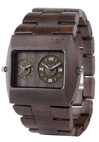 Relógio de Madeira - JUPITER CHOCOLATE