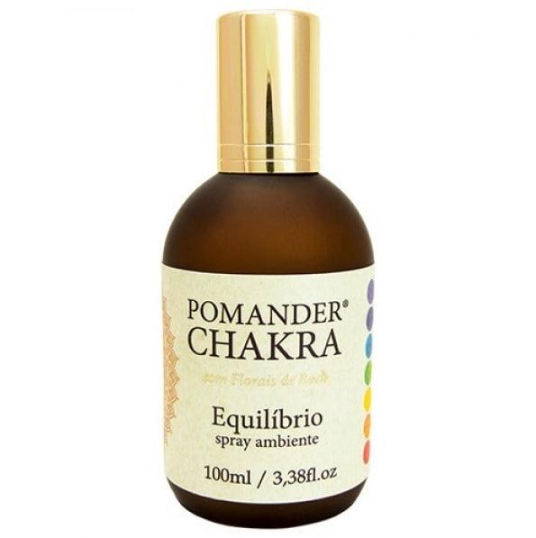 Aromatizador de Ambiente Terapeutico Pomander Chakra Equilíbrio Spray 100ml