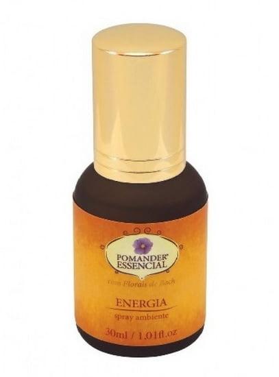 Aromatizador de Ambiente Terapeutico Pomander Essencial Energia Spray 30ml