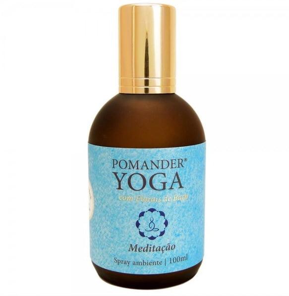 Aromatizador de Ambiente Terapeutico Pomander Yoga Meditação Spray 100ml