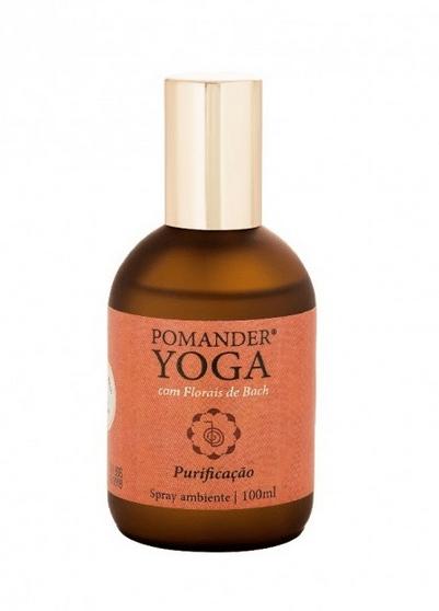 Aromatizador de Ambiente Terapeutico Pomander Yoga Purificação Spray 100ml