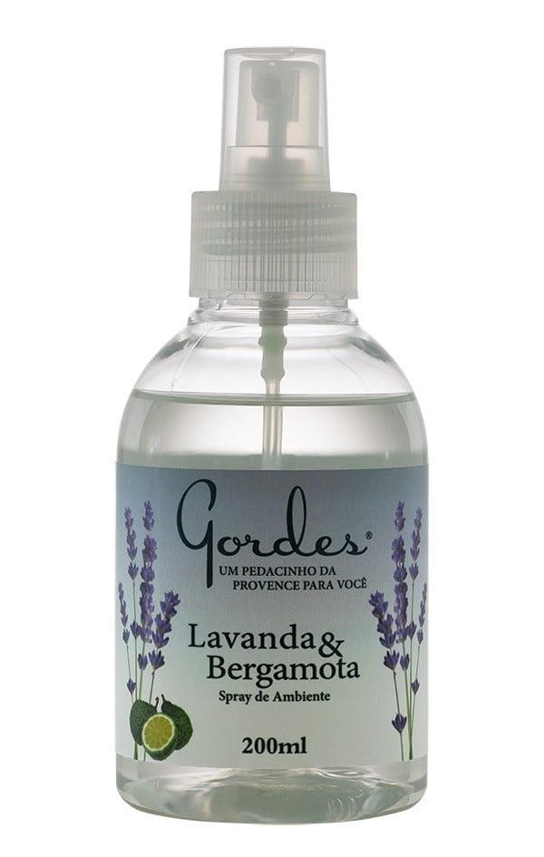 Aroma de Ambientes Gordes Lavanda e Bergamota Spray 200 ml