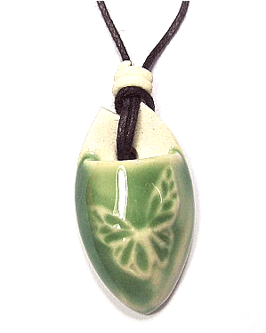 Aromatizador Pessoal Borboleta Verde