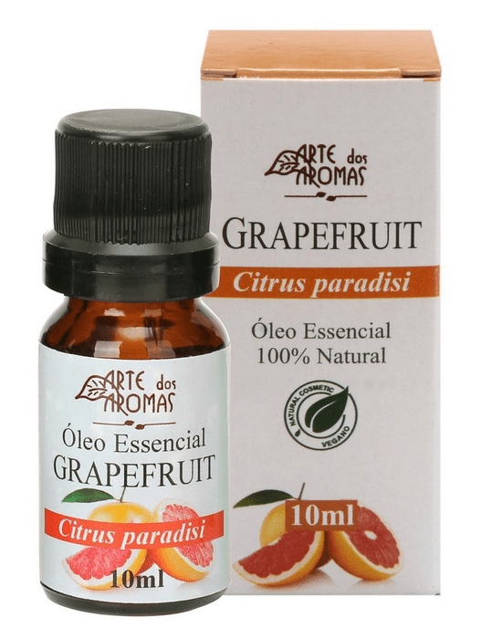 Óleo Essencial de Grapefruit 10ml