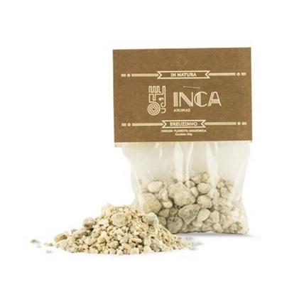 Breu Branco in Natura Inca Aromas 50 g