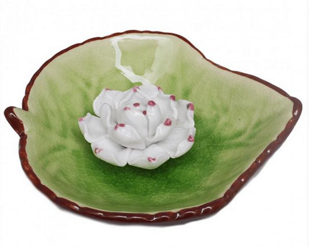 Incensário Porcelana Modelo I