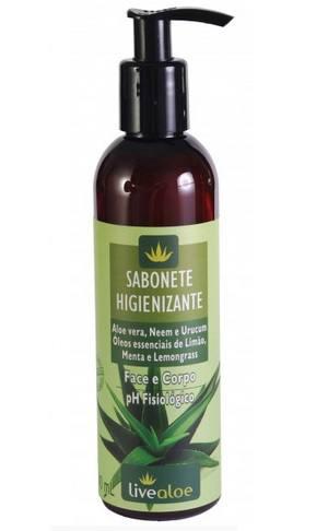Sabonete Líquido Higienizante 240ml