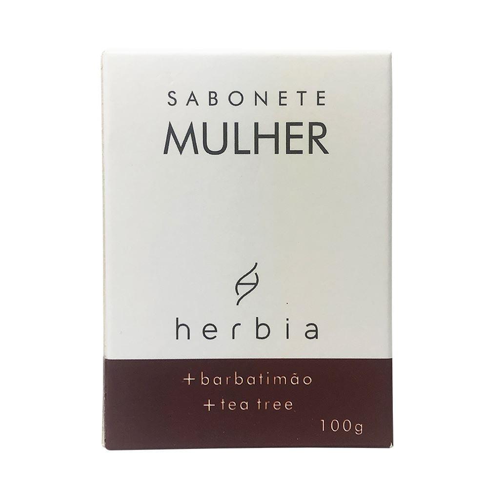 Sabonete Mulher Barbatimão e Tea Tree 100g