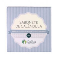 Sabonete Vegetal de Calêndula 100g