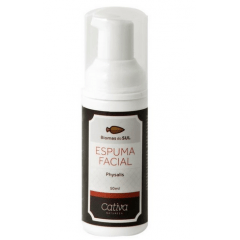 Espuma Facial Physalis Biomas do Sul 50ml