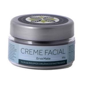 Creme Hidratante Facial Erva Mate Orgânico 60ml