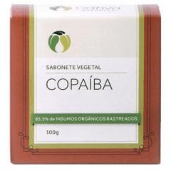 Sabonete Vegetal Copaíba 100g
