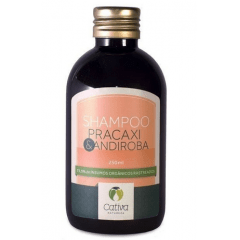 Shampoo Pracaxi & Andiroba 250ml