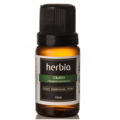 Óleo Essencial de Cravo 10 ml Herbia