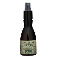 Água de Aloe Nutritiva com Ácido Hialurônico e Colágeno Vegetal 120ml