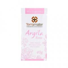 Argila Rosa 100% Natural - Elasticidade 40g
