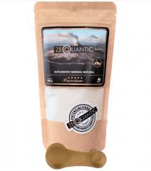 Zeoquantic Clinoptilolita Frequênciada e Potencializada Premium 100g