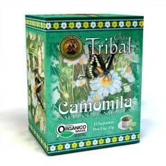 Chá Misto Orgânico Camomila, Melissa e Menta - Caixa 15g - Tribal Brasil