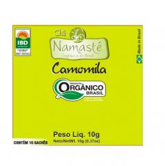 Chá Orgânico Camomila 10g