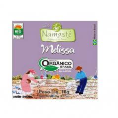 Chá Orgânico de Melissa 10g