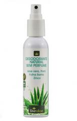 Desodorante Natural, Orgânico e Vegano em Spray Sem Perfume 120ml