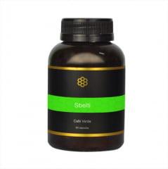 Café Verde - Termogênico Natural - Sbelti - 400mg - 60 cápsulas