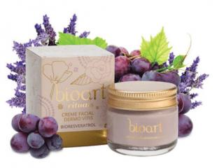 Creme Facial Bioresveratrol 30ml - Bioart