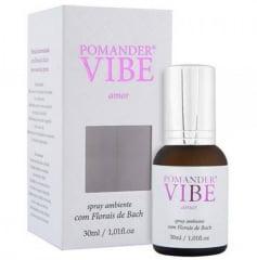 Aromatizador de Ambiente Terapeutico Pomander Vibe Amor Spray 30ml
