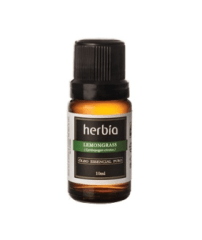 Óleo Essencial Herbia de Lemongrass 10 ml