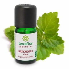 Óleo Essencial Natural Terraflor de Patchouli Dark 10 ml