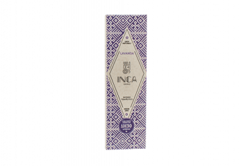 Incenso Natural e Vegano Lavanda Inca Aromas 4 varetas