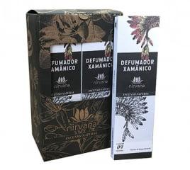 NIRVANA INCENSO NATURAL - DEFUMADOR XAMÂNICO