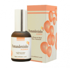 Pomanderzinho Alegria Spray Infantil 30ml
