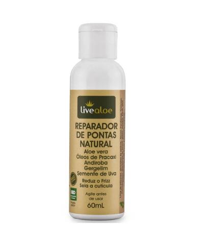 Reparador de Pontas Natural e Orgânico 60ml
